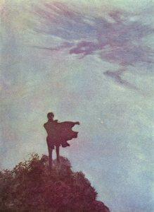 تنها، اثر ادموند دولاک