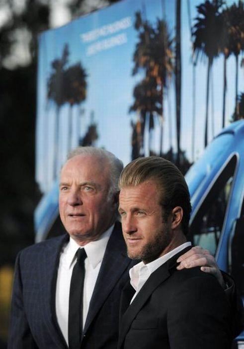 جیمز کان و پسرش اسکات کان