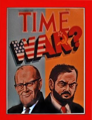 کوبریک و کلارک بر روی جلد مجلهی تایم