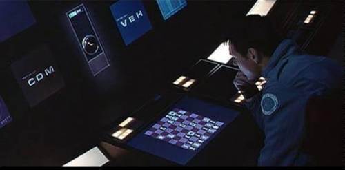 بازی شطرنج میان پول و هال9000